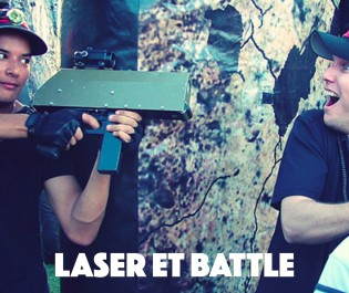 laser et battle
