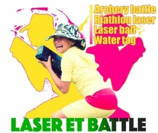 laser et battle