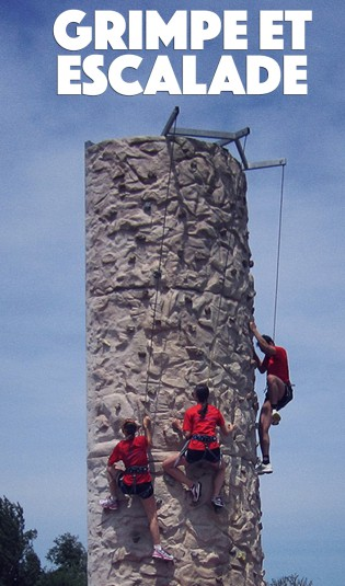 grimpe & escalade