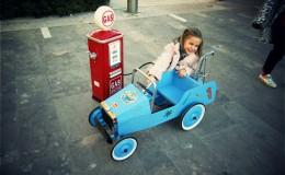 petite voiture à pédale id2loisirs