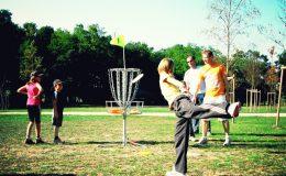 disc golf id2loisirs