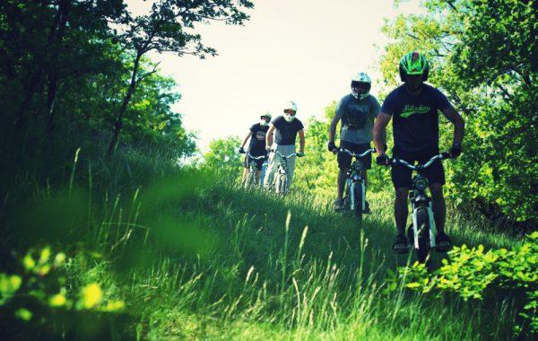 Fun ebike : moto, VTT, quad électrique