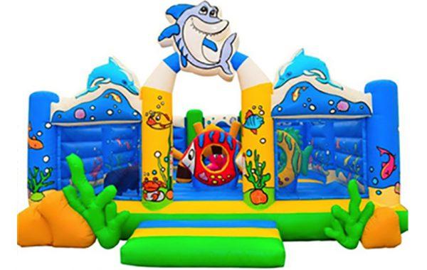 Playland Océan gonflable