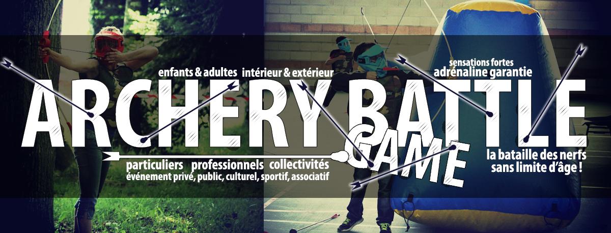 archery game archery battle id2 loisirs