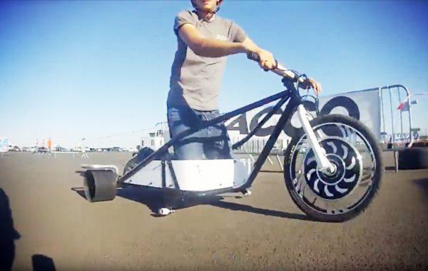 Drift trike électrique