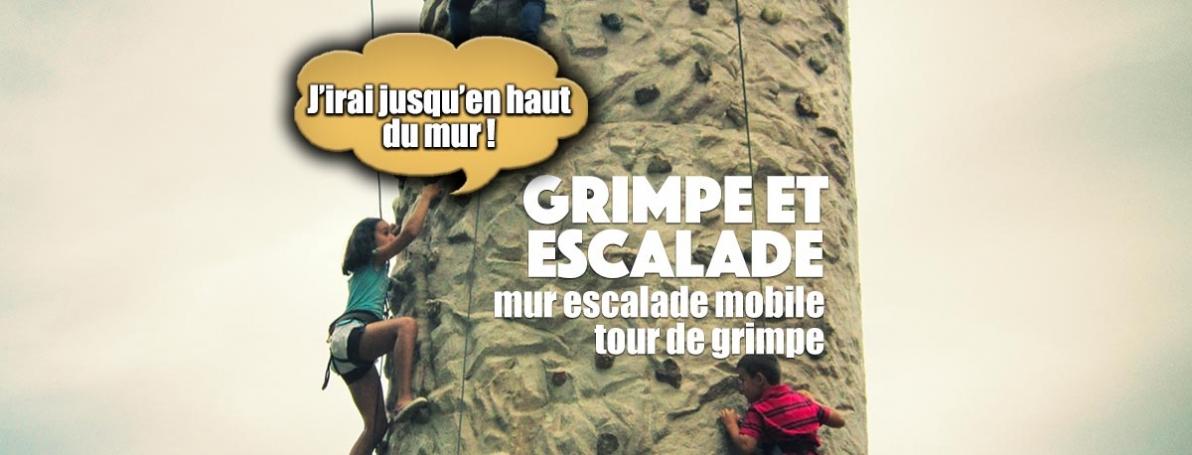 Grimper, monter, escalader, aller toujours plus haut, rien de plus simple !
