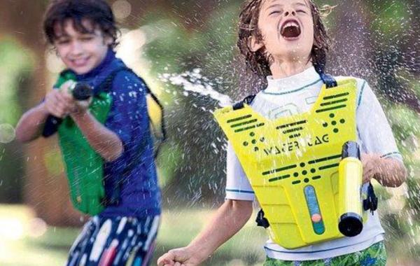 Water Tag / Pistolets à eau
