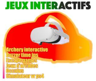 Jeux interactifs