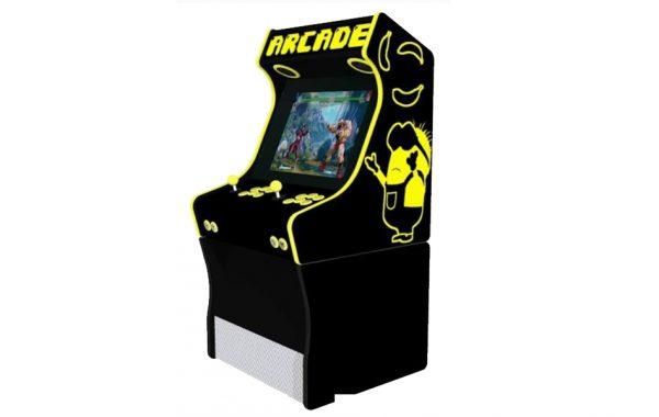 Jeux d'arcades Bartop