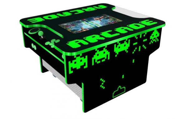 Jeux d'arcades Coffee table