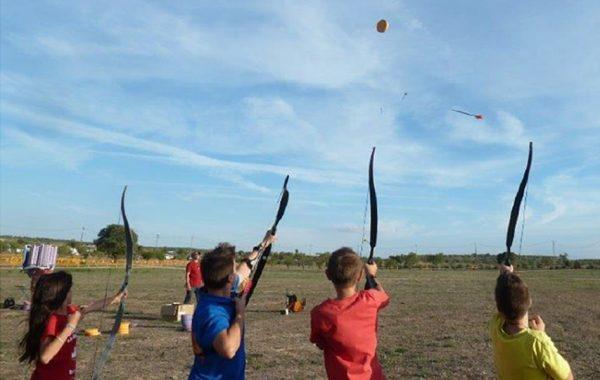 Ball Trap ou Archery Trap