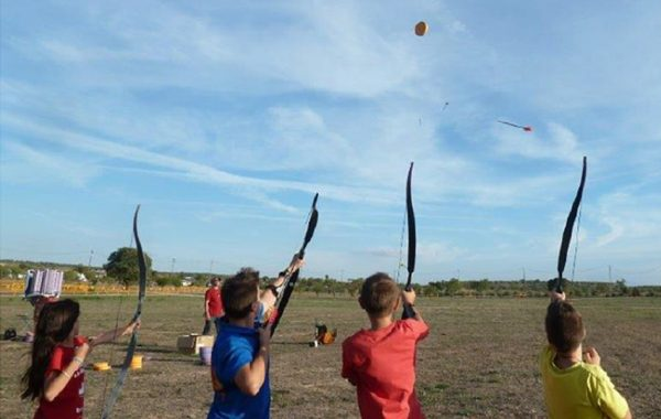 Ball Trap ou Archery Trap | Nouveauté 2020