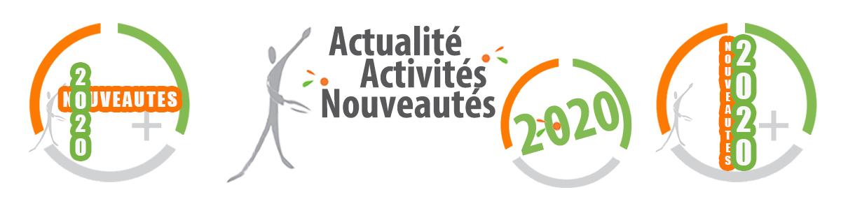Actualités Activités Nouveautés 2020 id2 loisirs
