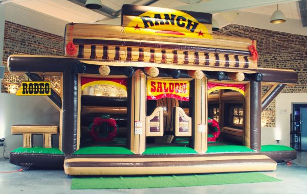 Complexe saloon